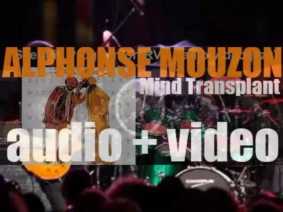 Alphonse Mouzon begins the recording of 'Mind Transplant' with Tommy Bolin and Lee Ritenour (1974)