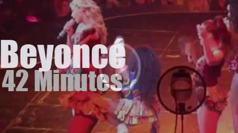 Beyonce rocks LA (2013)