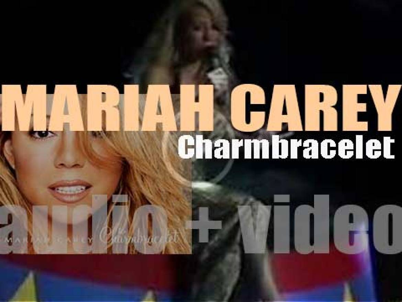 Mariah Carey releases her ninth album : 'Charmbracelet' (2002)