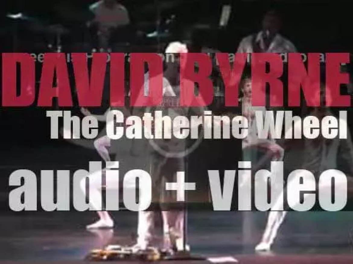 Sire publish David Byrne's 'The Catherine Wheel,' a musical score commissioned by Twyla Tharp (1981)