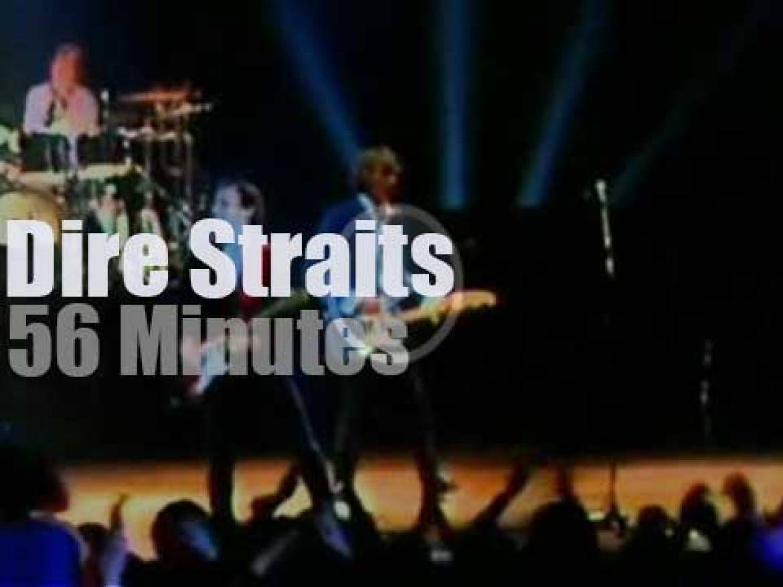 German TV tapes Dire Straits (1980)