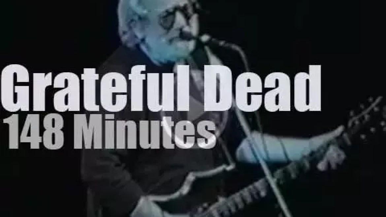 Grateful Dead are live in Denver (1992)