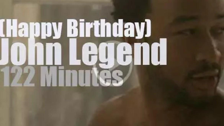 Happy Birthday John Legend