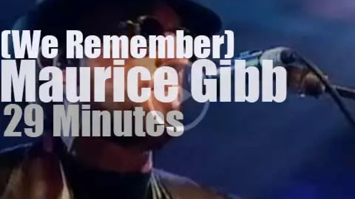 We Remember Maurice Gibb