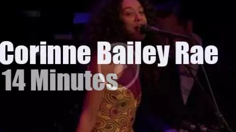 On Radio today,  Corinne Bailey Rae (2016)