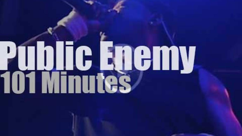 Public Enemy celebrate 20 years of 'Nation…' (2008)
