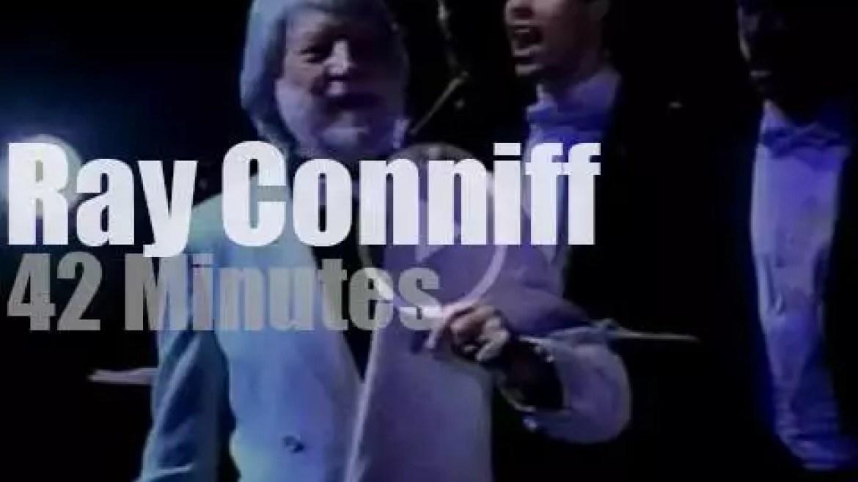 Ray Conniff enchants Tokyo (1991)