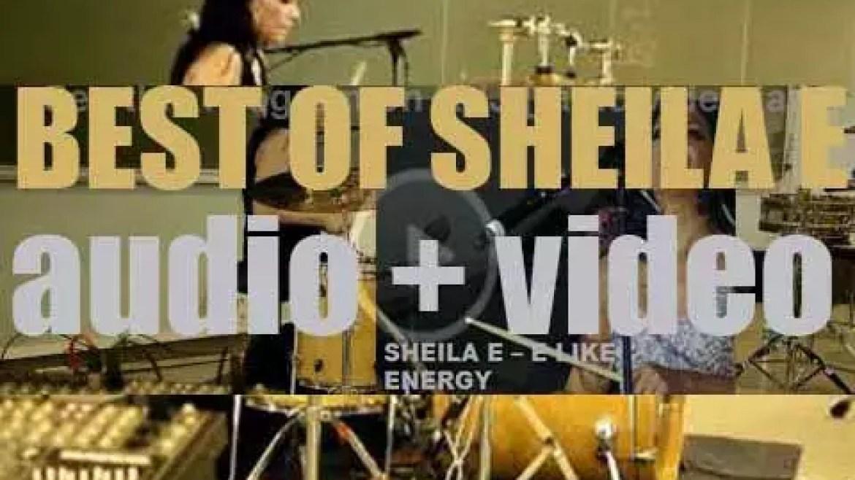 Happy Birthday Sheila E. 'E Like Energy'