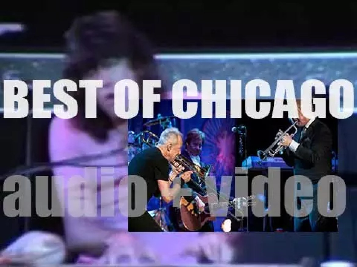 As we wish, today Robert Lamm, a Happy Birthday, the day is perfect for a 'Chicago At Their Bests' post