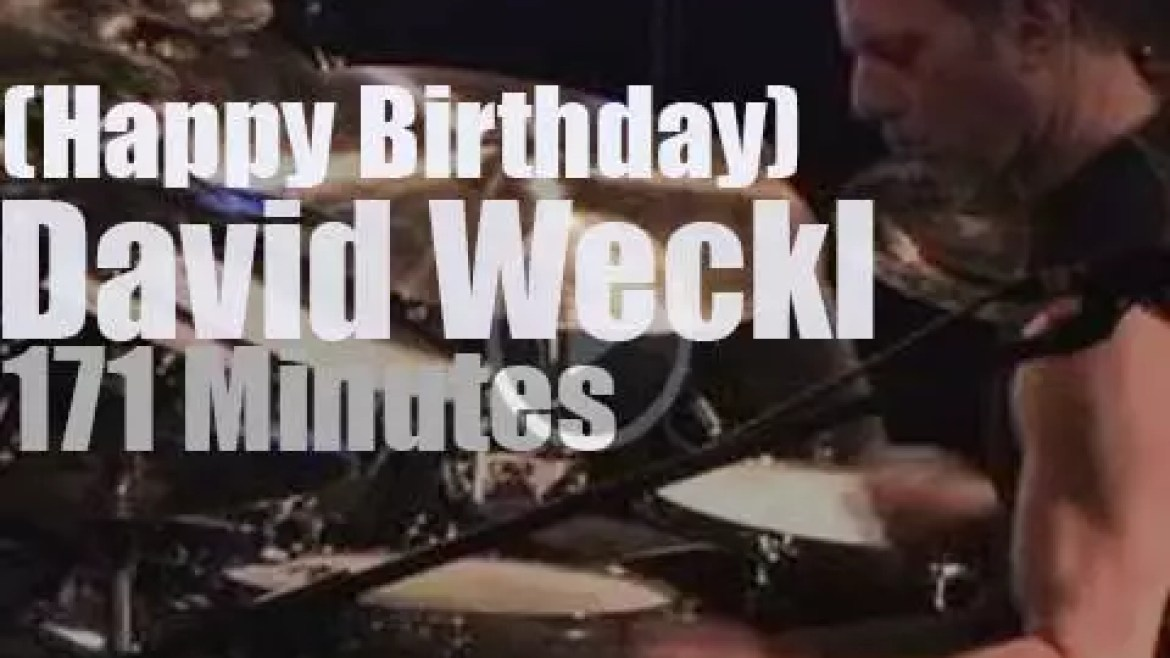 Happy Birthday David Weckl