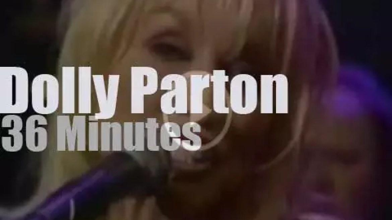 Dolly Parton rocks Austin City Limits (2001)