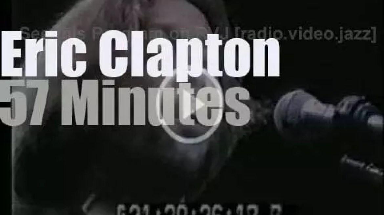 Eric Clapton resides at RAH (1990)