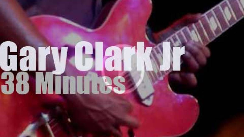 Gary Clark Jr plays in Sydney (2013)