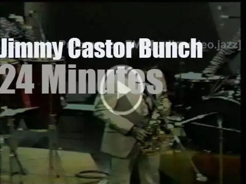 On TV today, Jimmy Castor Bunch at 'SOUL!' (1973)