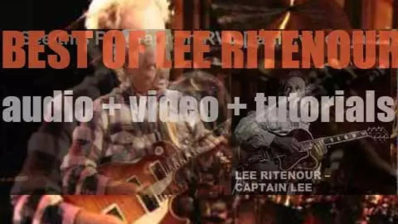 Happy Birthday Lee Ritenour. 'Captain Lee'