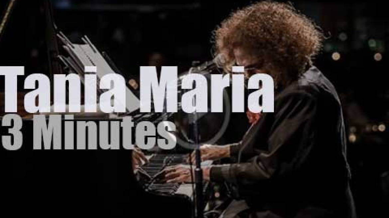 Tania Maria Trio is at Blue Note Milano (2015)