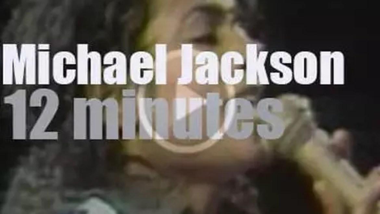 Michael Jackson goes 'Bad' in Kansas City (1988)
