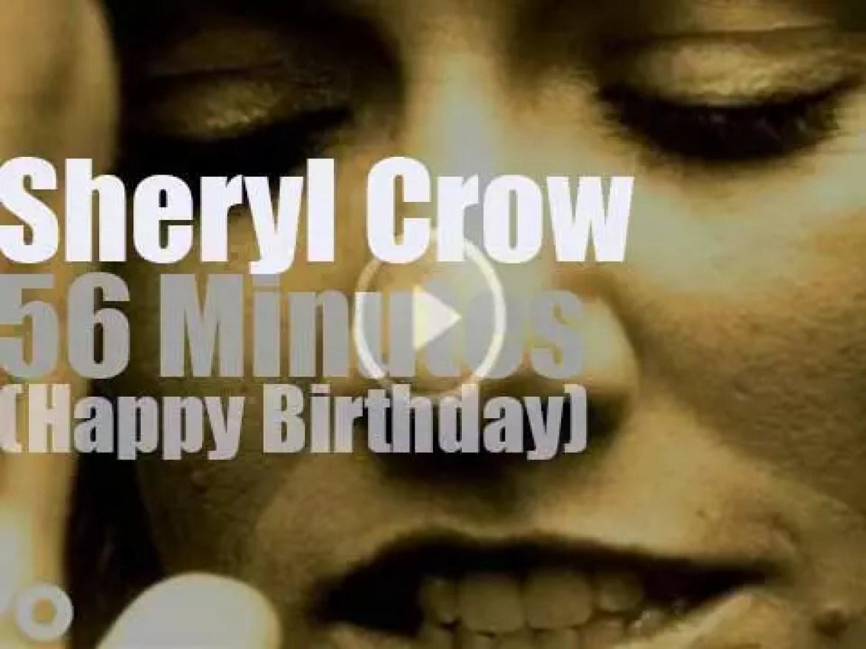 Happy Birthday Sheryl Crow