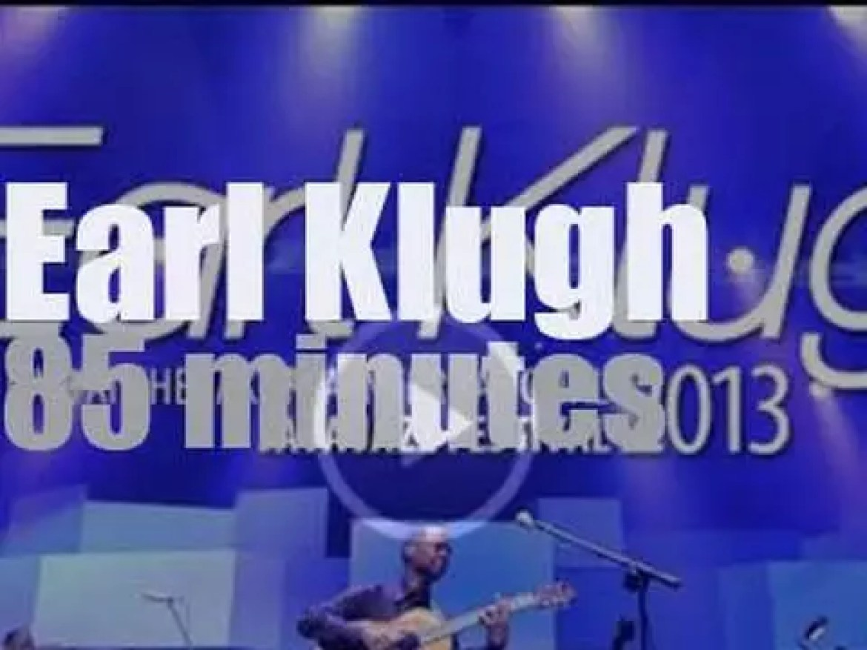 Earl Klugh performs at Java Jazz Festival (2013)