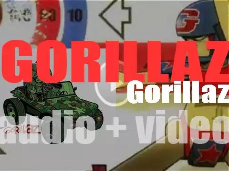 Parlophone publish 'Gorillaz' by virtual band Gorillaz, fully written by Damon Albarn (2001)