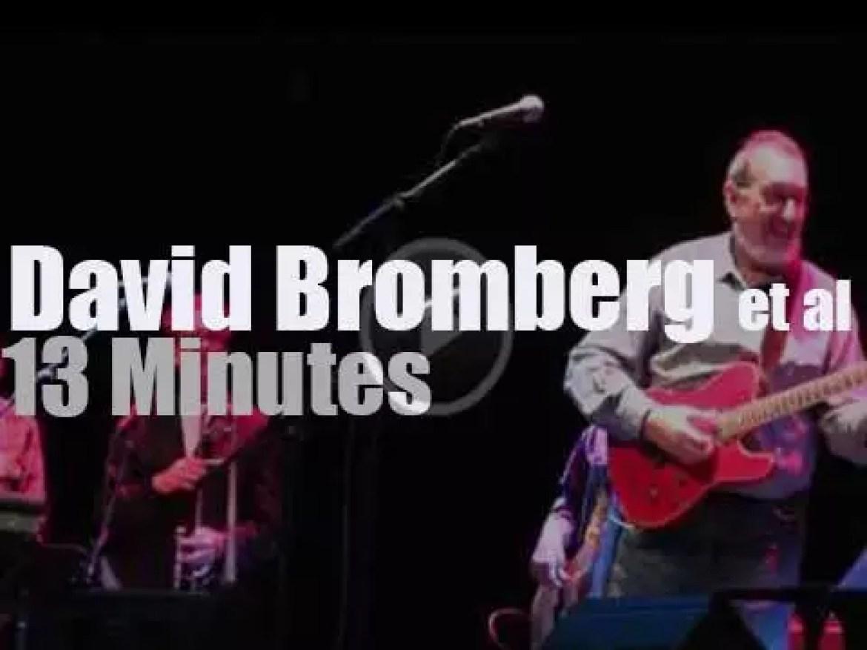 Jorma, Keb et al celebrate David Bromberg's birthday (2016)