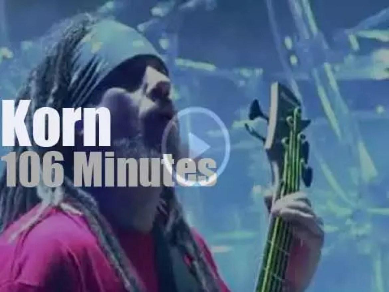 Korn serenade Amsterdam (2012)