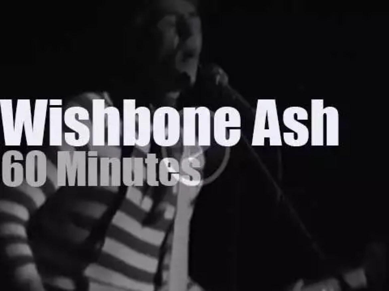 Wishbone Ash rock Winterland (1976)