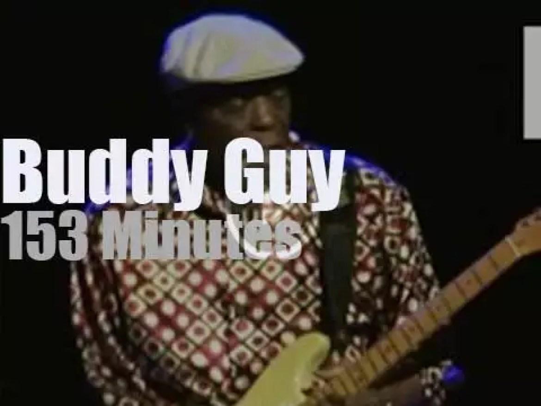 Buddy Guy & Quinn Sullivan bluesyfy Montreal (2015)