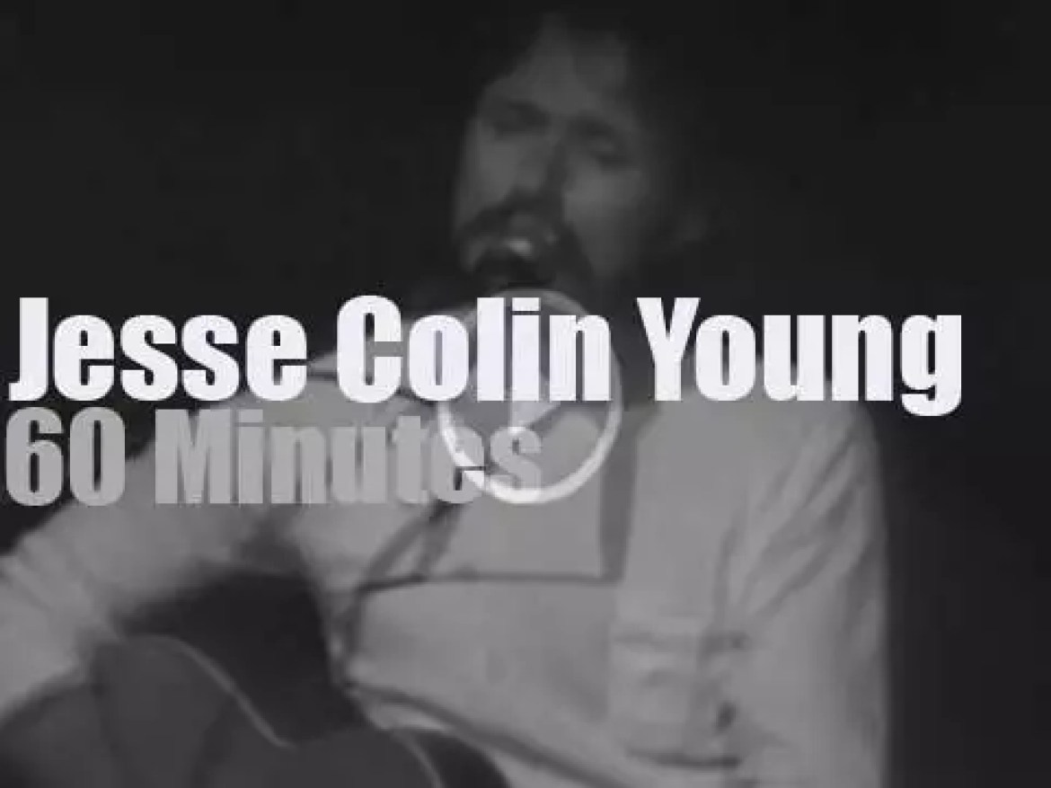 Jesse Colin Young  is in New Jersey (1976)