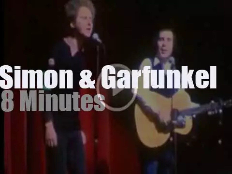Simon & Garfunkel are in Paris (1970)
