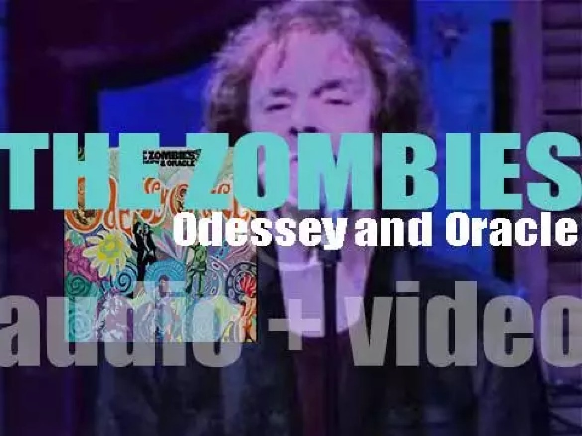 The Zombies release their second album : 'Odessey and Oracle' featuring 'Time of the Season' (1968)