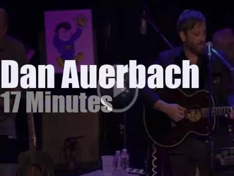 Dan Auerbach visits Brooklyn (2017)