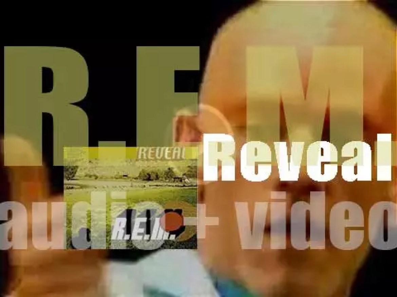 Warner Bros. publish R.E.M's twelfth album : 'Reveal' (2001)