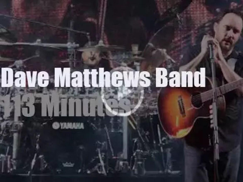 The Dave Matthews Band visits Atlanta (2014)