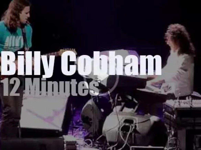 Billy Cobham visits  Jerusalem (2011)