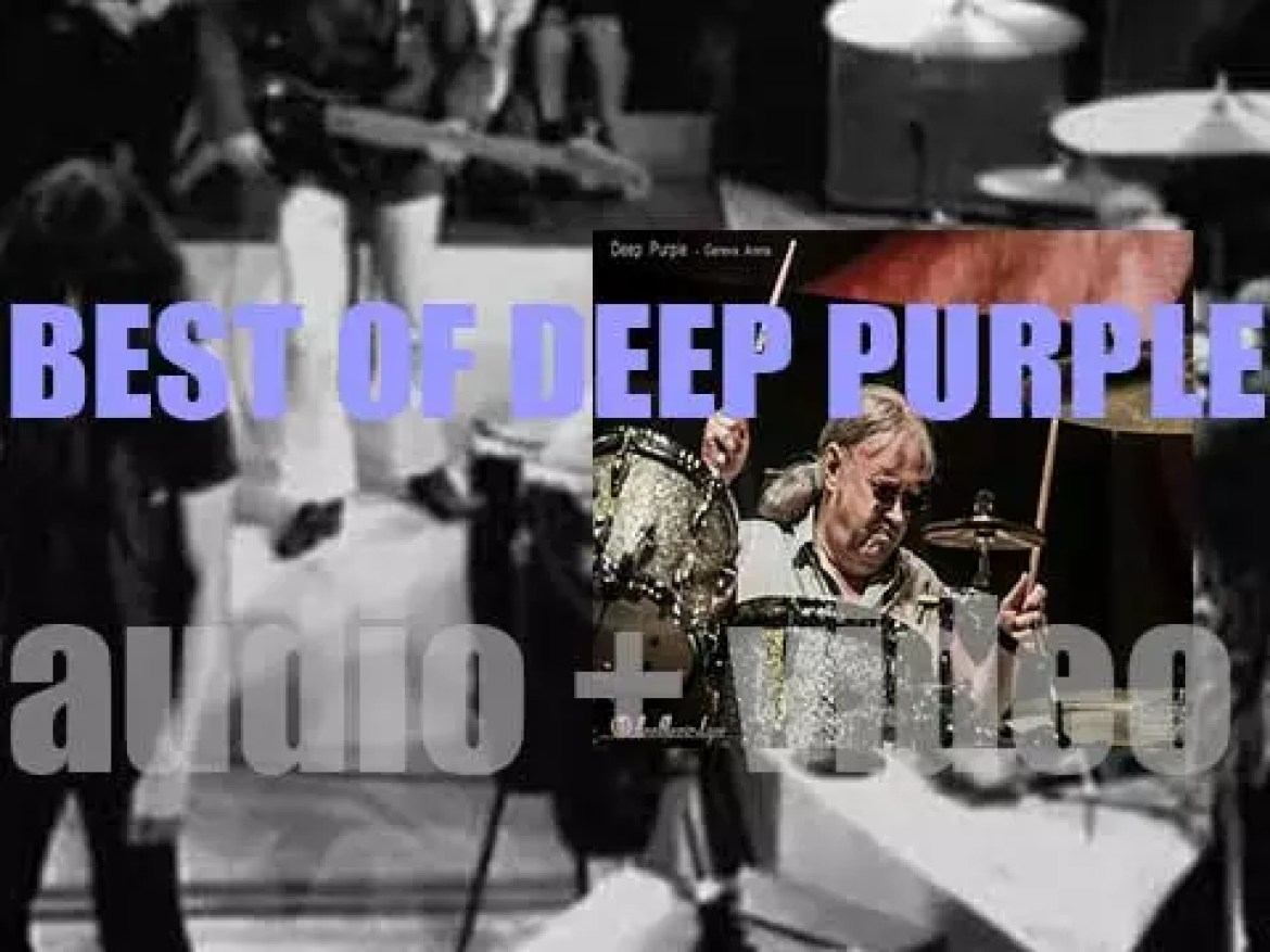 As we wish Deep Purple's drummer Ian Paice, a Happy Birthday, here is a 'Deep Purple At Their Best' page