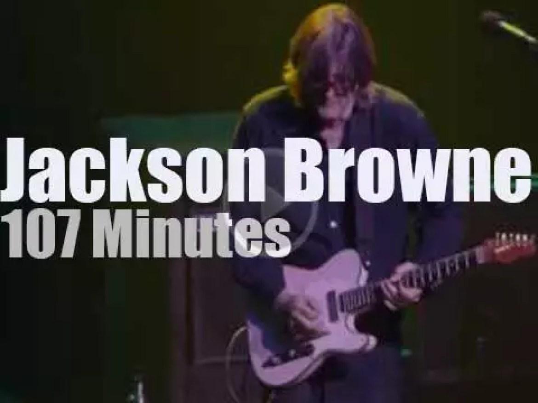Jackson Browne travels to Pennsylvania (2016)