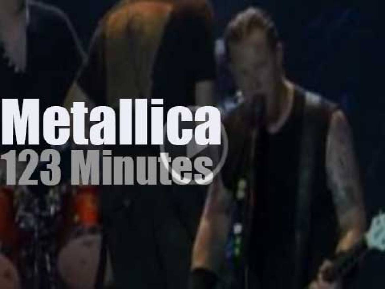 Metallica  play  Bonnaroo  (2015)