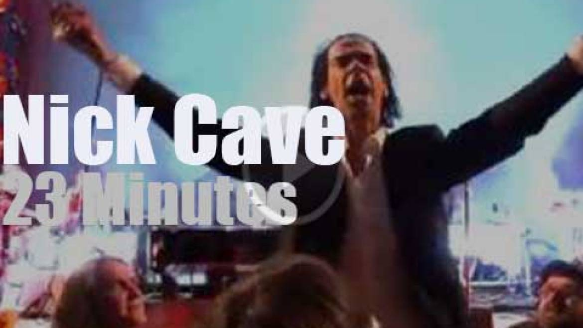 Nick Cave and the Bad Seeds are back in Pittsburgh (2017)