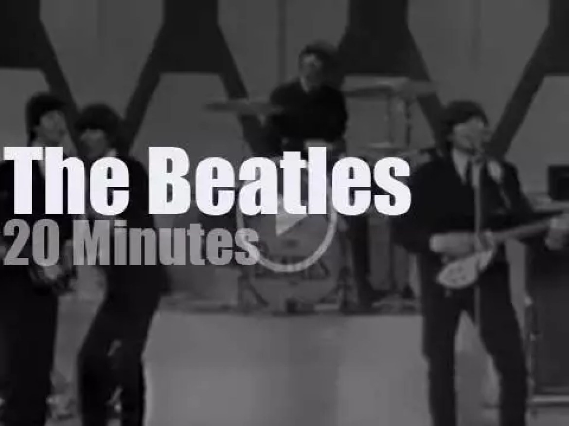 ABC tapes The Beatles in Blackpool (1965)