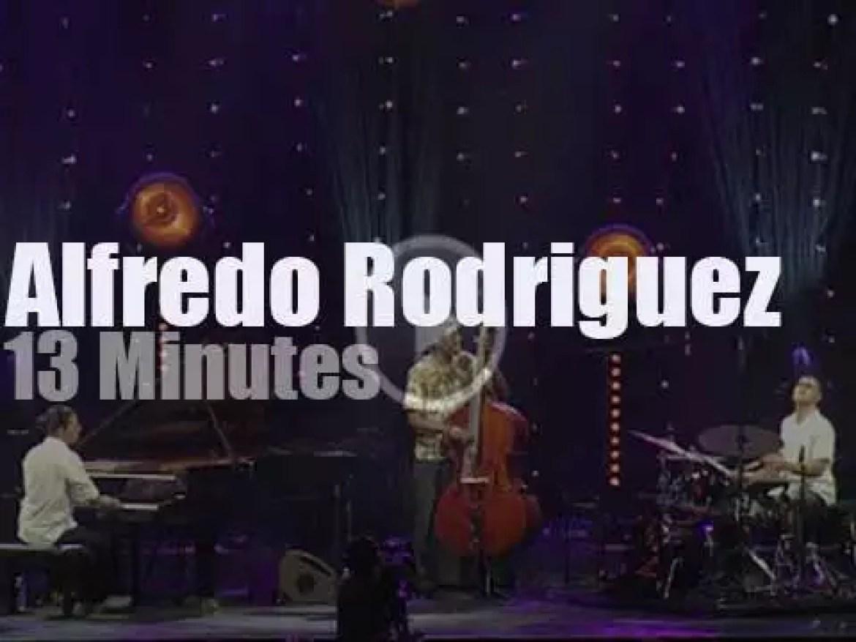 Alfredo Rodriguez plays in Marciac (2015)