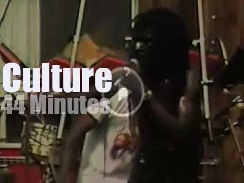 Culture rock Connecticut (1987)