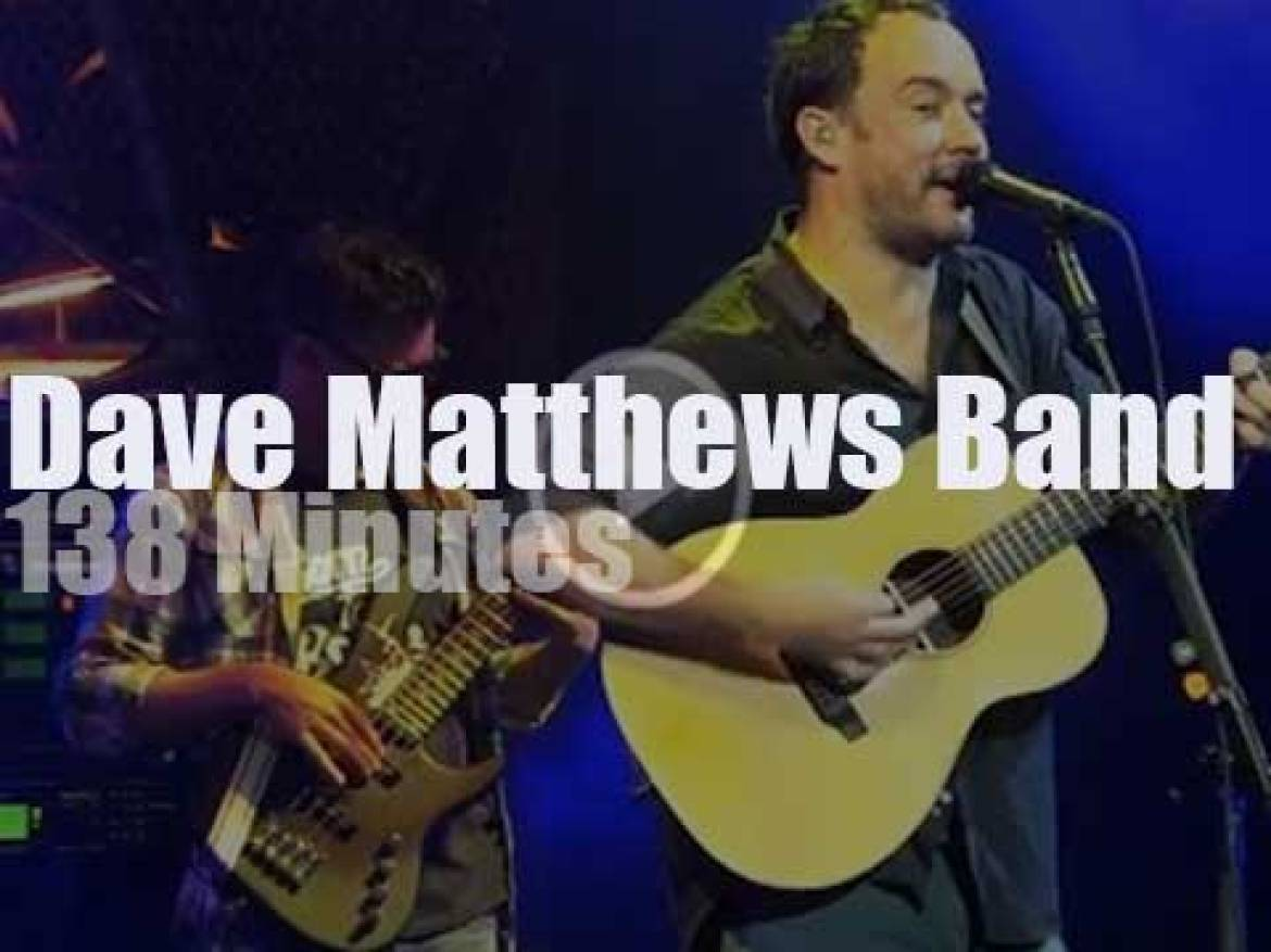 Dave Matthews Band  travels to Wisconsin (2015)