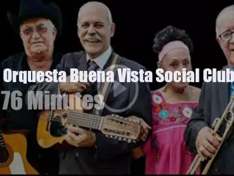 Elíades, Omara et al take the Buena Vista Social Club to Spain (2014)