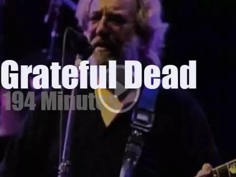 Grateful Dead visit Philadelphia (1989)
