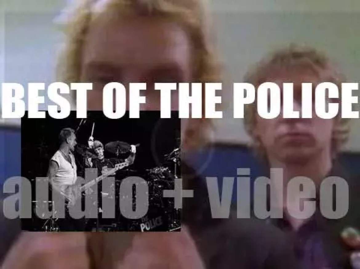 As we wish a Happy Birthday to Stewart Copeland, the day is perfect for a 'The Police At their best' page