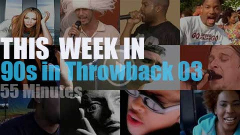 This week In  '90s Throwback' 03