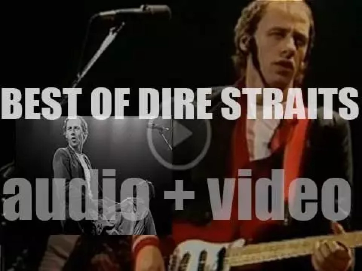 As we wish Mark Knopfler a Happy Birthday, the day is perfect for a 'Dire Straits at their bests' post