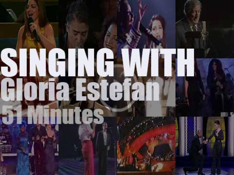 Singing With Gloria Estefan
