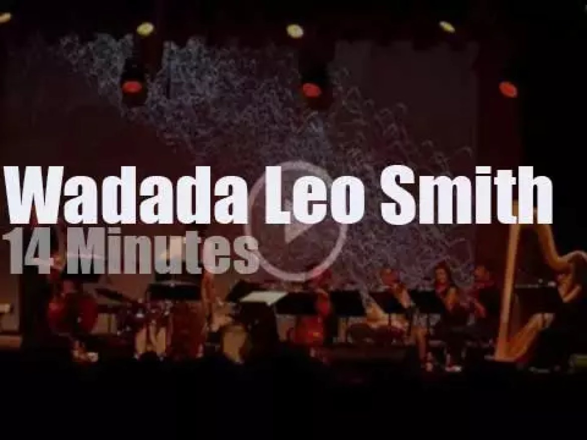 Wadada Leo Smith joins Pacifica Red Coral in Austria (2013)